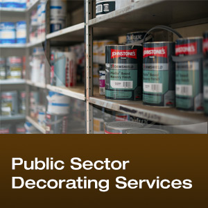 Public Sector Decorating Services